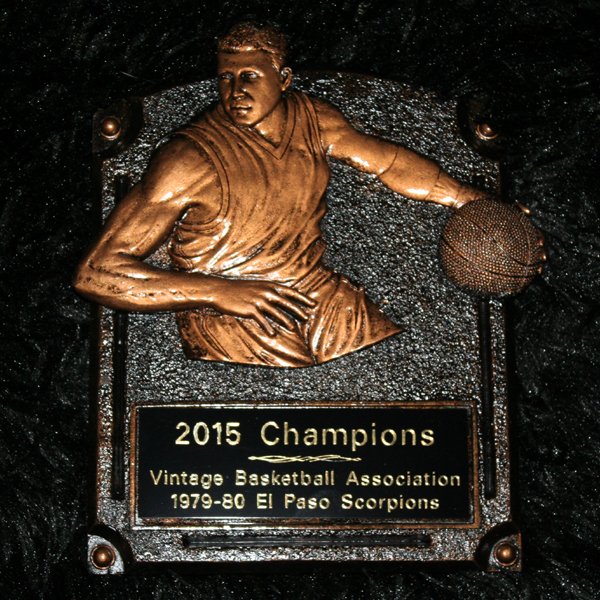 VBA Championship Trophy