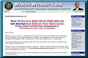 Dr. Andy Fuehl - Wealth Without A Job